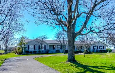 Lexington, Frankfort, Nicholasville, Berea, Richmond, Georgetown, Sadieville, Stamping Ground Single Family Home For Sale: 560 Delong Road