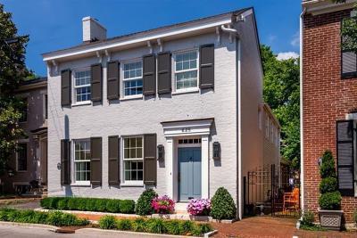 Lexington Single Family Home For Sale: 625 W Short Street