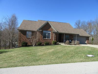 Georgetown Single Family Home For Sale: 188 Lakeshore Circle