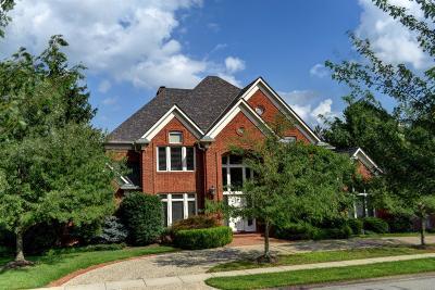 Lexington Single Family Home For Sale: 3540 Castlegate Wynd