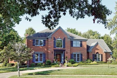 Lexington Single Family Home For Sale: 2208 Harkaway Place