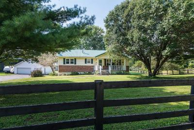 Paris Single Family Home For Sale: 581 Russell Cave Road
