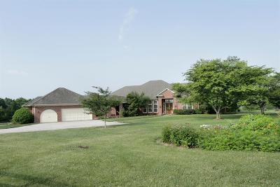 Versailles Single Family Home For Sale: 1345 Rose Lane
