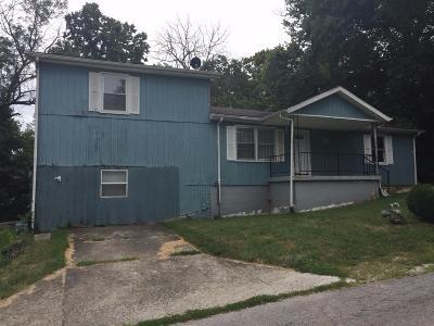 Paris Single Family Home For Sale: 304 Patterson