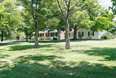 Lexington Single Family Home For Sale: 7240 Russell Cave Road