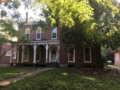 Lexington Single Family Home For Sale: 444 W Third