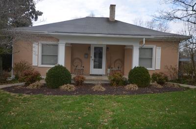 Harrodsburg Single Family Home For Sale: 533 Beaumont Avenue