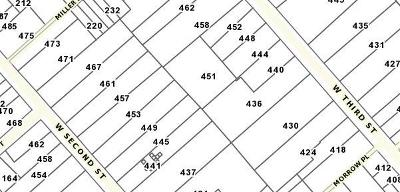 Lexington Residential Lots & Land For Sale: 451 W Second