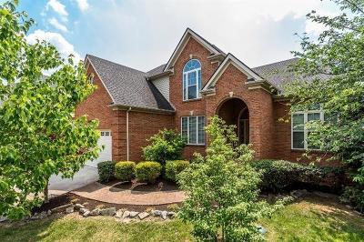 Lexington Single Family Home For Sale: 1248 Raeford Lane