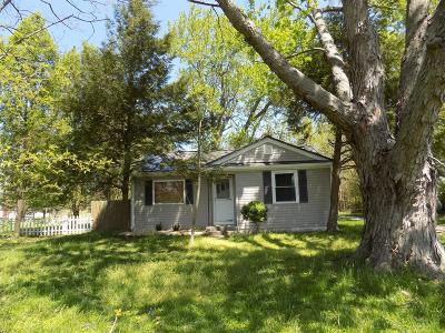 Richmond Single Family Home For Sale: 3119 Old Kentucky 52