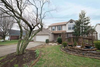 Georgetown Single Family Home For Sale: 109 W Showalter Drive