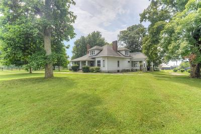 Versailles Single Family Home For Sale: 4185 McCowans Ferry Road