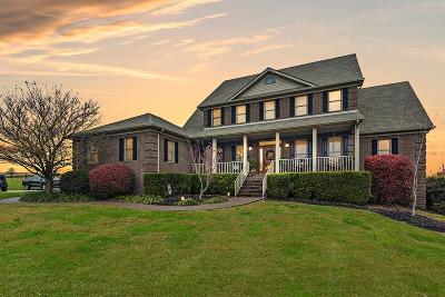 Berea Single Family Home For Sale: 2500 Peggy Flats Road