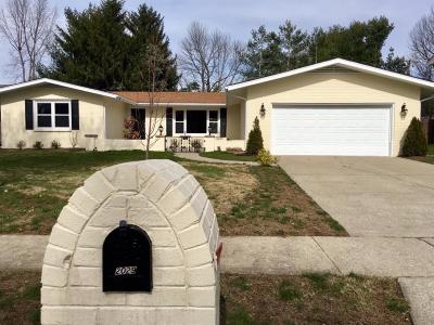 Single Family Home For Sale: 2029 Fort Harrods Drive
