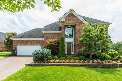 Lexington Single Family Home For Sale: 582 Gingermill Lane