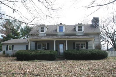 Lexington Single Family Home For Sale: 3200 Combs Ferry Road