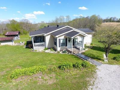 Barbourville Single Family Home For Sale: 564 W Fortney Branch Road