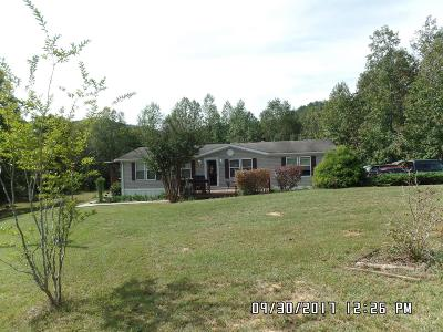 Williamsburg Single Family Home For Sale: 703 Jordan Hollow Road