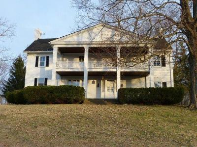 Paris Single Family Home For Sale: 4090 Lexington Road