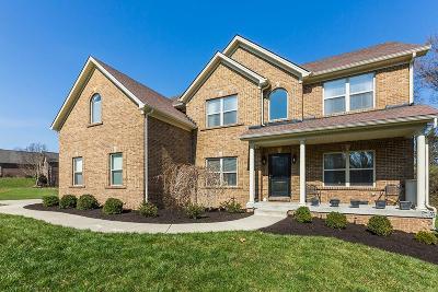 Lexington Single Family Home For Sale: 4101 John Alden