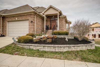 Georgetown Single Family Home For Sale: 115 Shadowcreek Path