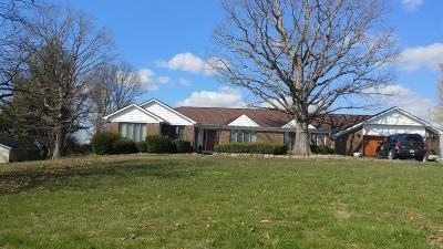 Berea Single Family Home For Sale: 10 Old Wallaceton Road