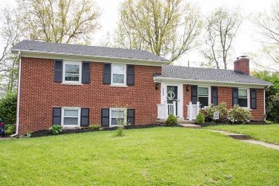 Lexington Single Family Home For Sale: 3460 Belvoir Drive