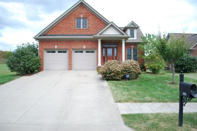 Frankfort Single Family Home For Sale: 105 Old Station Road