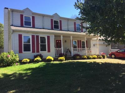 Winchester Single Family Home For Sale: 417 Skylark Drive