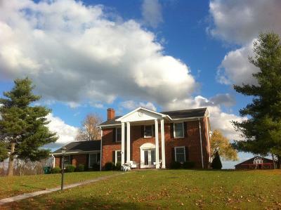 Lexington Single Family Home For Sale: 2590 Jacks Creek Pike