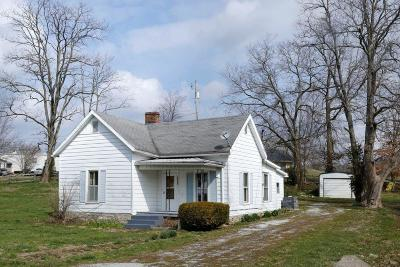 Stamping Ground KY Single Family Home For Sale: $79,900