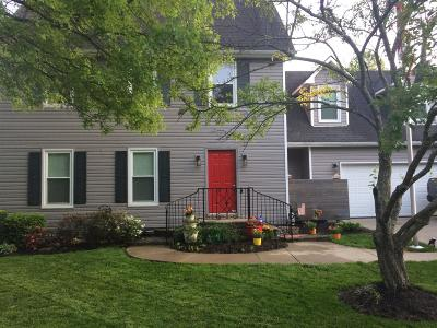 Single Family Home For Sale: 2465 Woodfield
