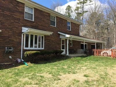 London Single Family Home For Sale: 241 Topton Road