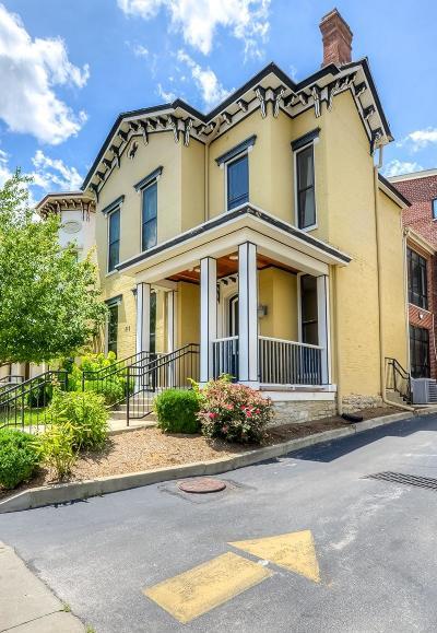 Lexington Condo/Townhouse For Sale: 275 S Limestone #225
