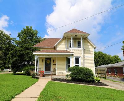 Nicholasville Single Family Home For Sale: 105 N 3rd Street