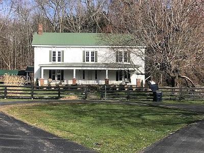 Berea Single Family Home For Sale: 8615 Battlefield Memorial Highway
