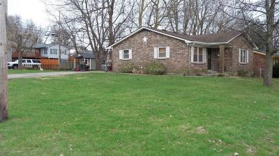 Versailles Single Family Home For Sale: 114 Pandy