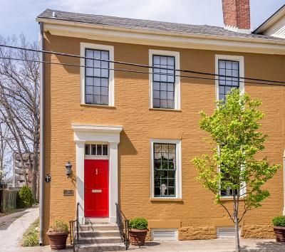 Single Family Home For Sale: 331 S Mill Street