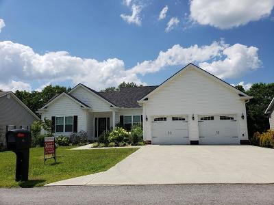 Lancaster Single Family Home For Sale: 398 Deer Run