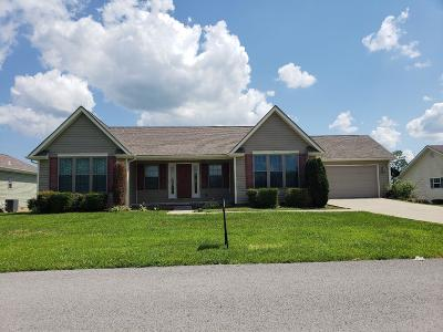 Garrard County Single Family Home For Sale: 267 Deer Run