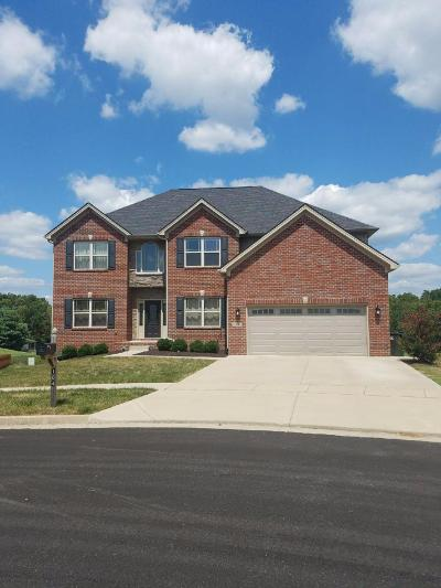 Georgetown Single Family Home For Sale: 125 Sunningdale Drive