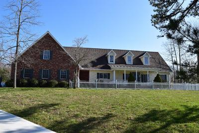 Williamsburg Single Family Home For Sale: 690 D Fore Rd