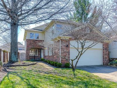 Lexington Single Family Home For Sale: 1635 Silver Pheasant Circle