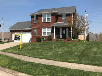 Nicholasville Single Family Home For Sale: 312 Frederick Drive
