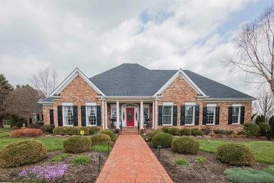 Nicholasville Single Family Home For Sale: 23 Avenue Of Champions