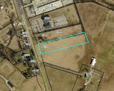 Anderson County, Fayette County, Franklin County, Henry County, Scott County, Shelby County, Woodford County Residential Lots & Land For Sale: 1376 Lexington Road