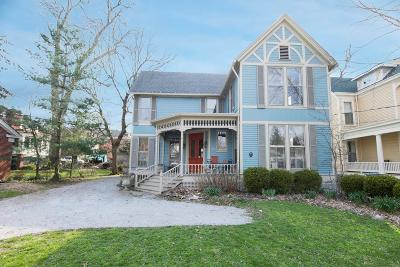 Single Family Home For Sale: 720 Central Avenue