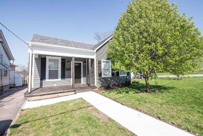 Single Family Home For Sale: 309 E Sixth