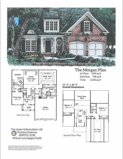 Lexington Single Family Home For Sale: 1401 Gadsten Court