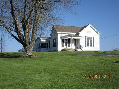 Harrodsburg Single Family Home For Sale: 712 Perryville Road